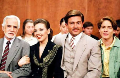 telenovela yang dibintani oleh thalia