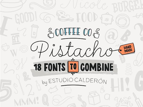 Download Pistachio Sans 5 - Font Free