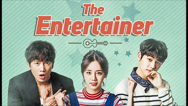 drama korea The entertainer