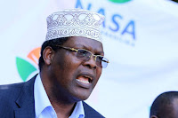 MATIANG'I says he is ready to resign over MIGUNA MIGUNA's deportation blunder! If it comes to it, I will go