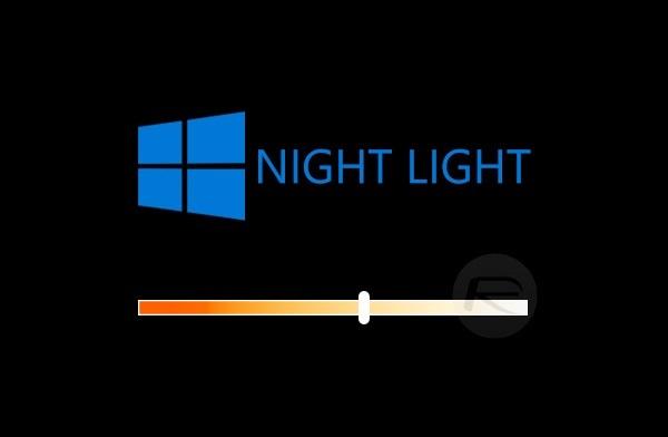 طريقة تفعيل الوضع الليلي في ويندوز 10