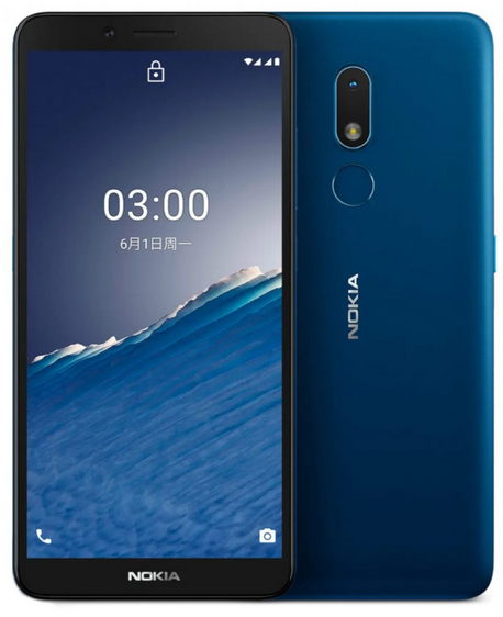 Nokia C3 Launched with 5.99-inch HD+ Display, Android 10
