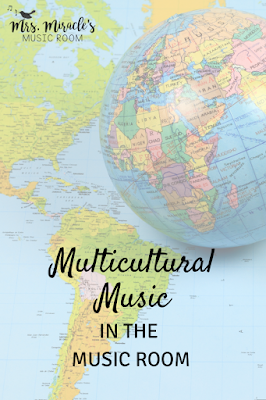 In this podcast episode, multicultural music in the music classroom is discussed, from successes, to challenges, to resources for teaching songs