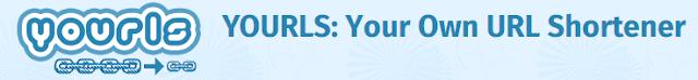 Yourls URL Shortener, free URL Shortener, Google URL Shortener