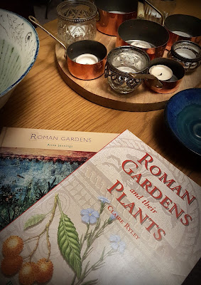 Gardening and history, two of my passions   in one book, perfect
