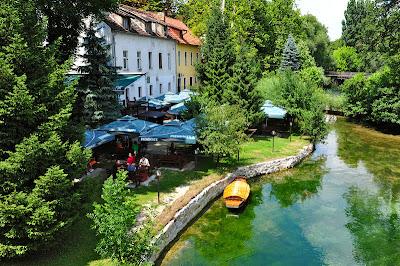 Image result for Pivnica  una river