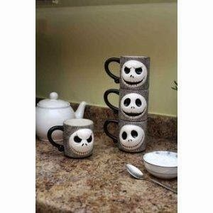 nightmare before Christmas mugs