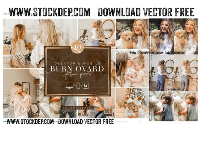 BURN OVARD – Lightroom Presets download free