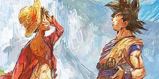 Dragon Ball Super, One Piece, Japanime, Actu Japanime, Akira Toriyama, Eiichiro Oda,