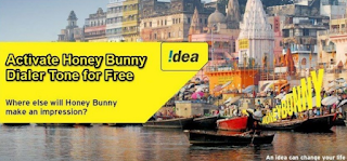"Idea - Activate Dialer Tune ""Hunny Bunny"" Free for 30 Days"