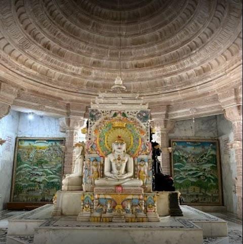 Kulpakji Jain Temple - kulpakji Tirth - Timings, History,  Dharamshala, Kolanupaka, Images