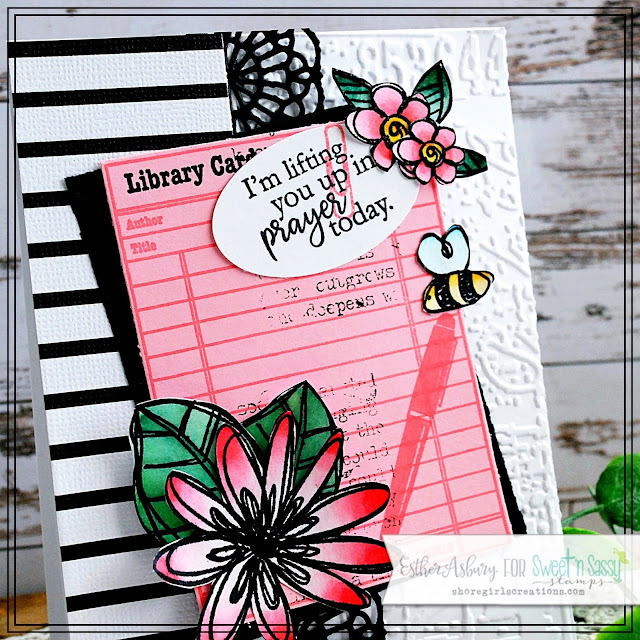 Sweet 'n Sassy Stamps: Scribble Flowers
