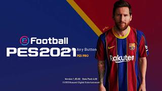 Update PES 2016 Mod 2020/2021