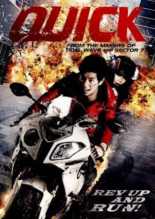 Poster Of Free Download Quick 2011 300MB Full Movie Hindi Dubbed 720P Bluray HD HEVC Small Size Pc Movie Only At worldfree4u.com