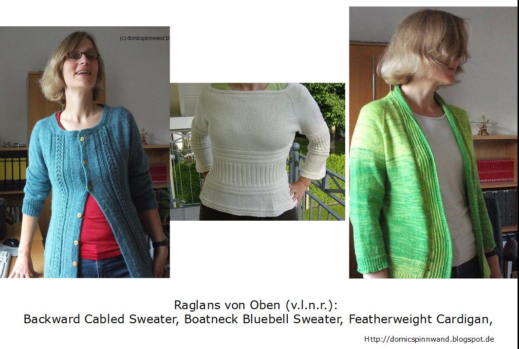 Strickjacken und Pullis stricken: Einfache Anleitungen