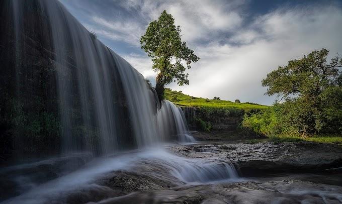 Diengdoh waterfall Sohra