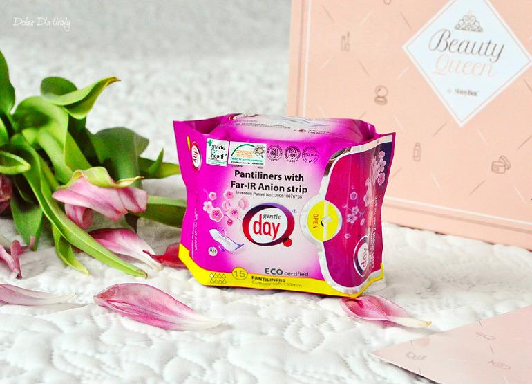Beauty Queen by ShinyBox - Gentle Day Wkładki ekologiczne