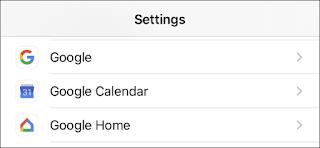 تغيير لغة التطبيقات على iPhone و iPad