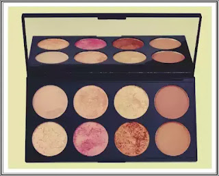 pareri Makeup Revolution Golden Sugar 2 Rose Gold forum paleta farduri de obraz