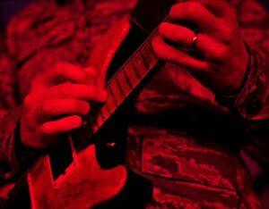 Belajar Teknik gitar melodi