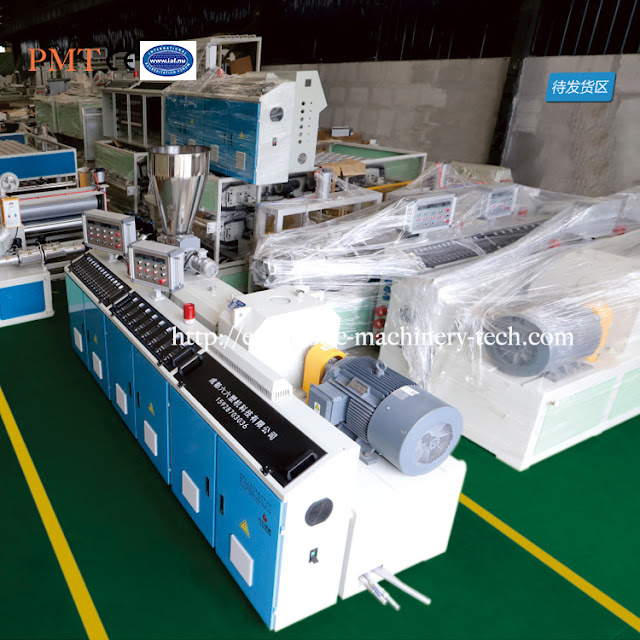 Plastic extruder machine on hot sale, Plastic PVC pipe extruder machine, PVC, PVC pipe machine