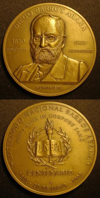Cien Años Internado Nacional Barros Arana (INBA)