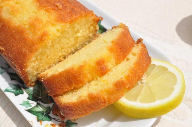 تحضير كيك الليمون كيكة الليمون سهلة