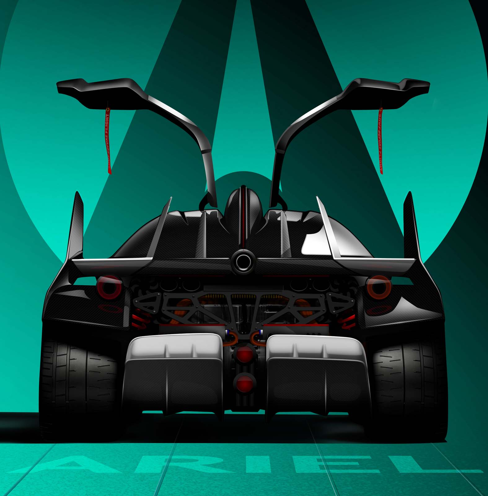 Ariel Previews Its 1,180 HP Electric Supercar