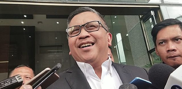 Ditanya Kabar Harun Masiku, Hasto Kristiyanto: Cukup!
