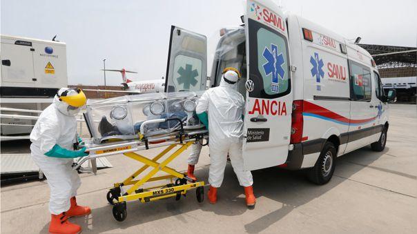 Casos de coronavirus en Trujillo siguen en aumento
