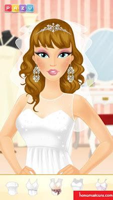 تحميل لعبة مكياج العروس للزفاف Makeup Girls - Wedding dress up اخر اصدار للاندرويد