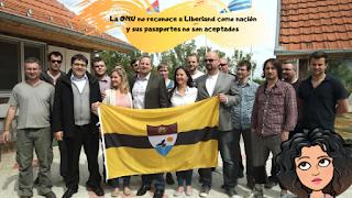 (Imagen) La situación para Liberland es algo complicada pues los países limitrofes (Serbia y Croacia) no lo reconocen como Estado Soberano, ni mucho menos ningúno de los países que conforman la ONU (Organizacion de las Naciones Unidas)