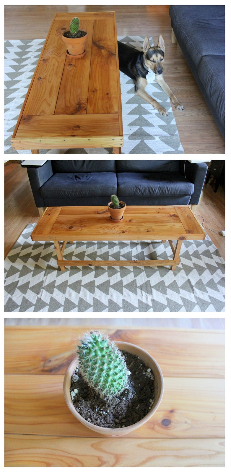 Dream State: DIY Coffee Table On A Budget