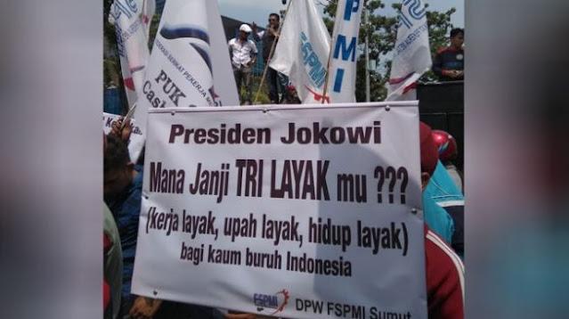 Buruh di Sumut Akan Demo Lagi pada 9-10 November, Ini Tuntutannya