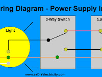 3 Way Switch With 3 Lights Diagram