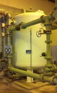 Tonka Ion Exchange Softening System