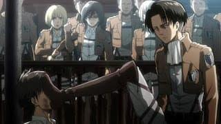 進撃の巨 アニメ リヴァイ班 |  Squad Levi | Attack on Titan  | Hello Anime !