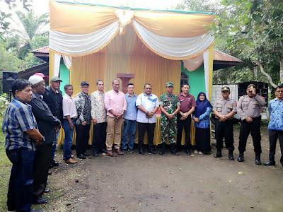 PD Bina Usaha Aceh Utara Serahkan Kebun Karet 264 Hektar untuk Masyarakat