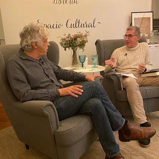 Carlos Castán y Ernesto Calabuig