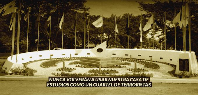 Nicaragua: ¡Viva la UNAN libre de delincuentes!