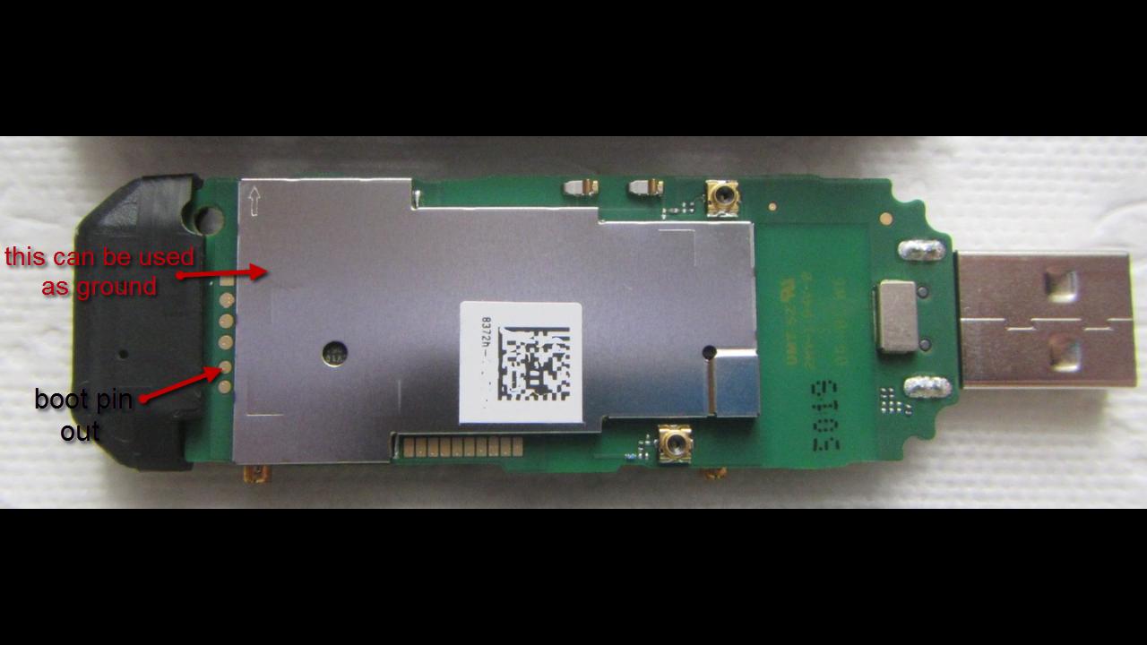 How to Unlock Huawei E8372h Customize Firmware (Zong