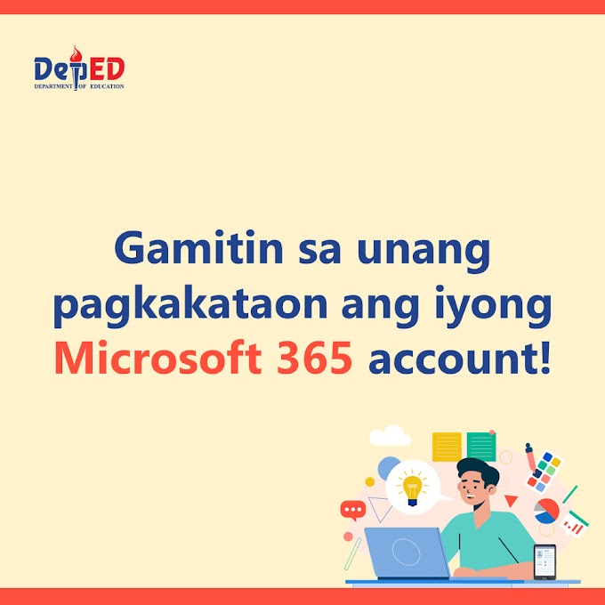 Quick Easy Steps on How to Activate DepEd Microsoft Office 365 Accounts for Teachers and Students