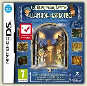 Rom Professor Layton and The Last Specter NDS