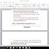 cara mengatasi { page \* mengeformat } pada microsoft word