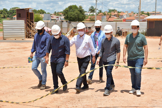 LEM:  João Leão se compromete com equipamentos para funcionamento do Hospital Municipal