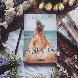 Resenha: A Sereia - Kiera Cass