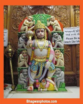 Hanuman Ji Hd Wallpaper, Hanuman Image In Hd