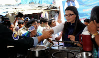 Rakhi Sawant supports 'Beti Bachao Desh Bachao' initiative on Women's Day