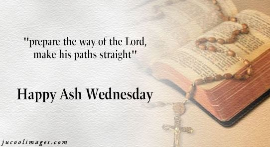 Ash Wednesday 2019 Fasting rules, Greeting, History, Fires, Facts