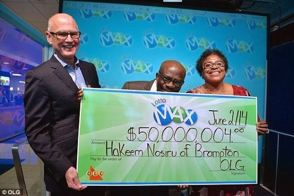 No winners on Valentines Day Lotto Max Worth $50 Million